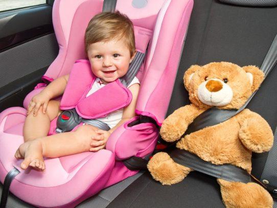 baby sicurezza auto