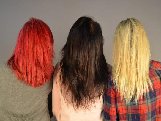 donne capelli colore