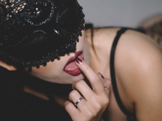 maschera sexy