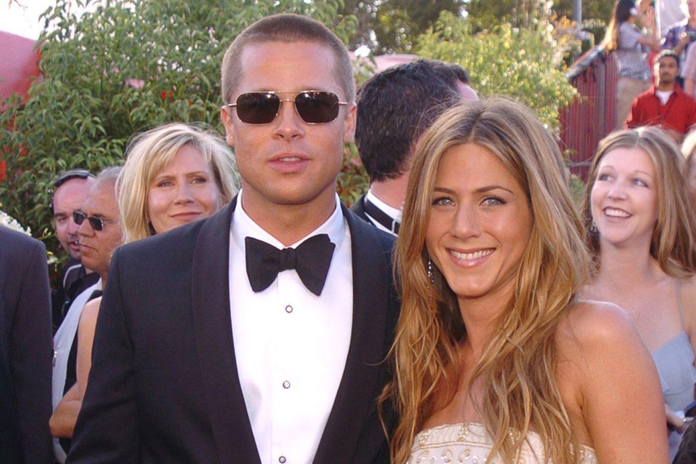 Ritorno di fiamma tra Brad Pitt e Jennifer Aniston