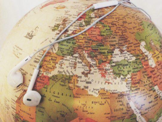 viaggio mondo musica