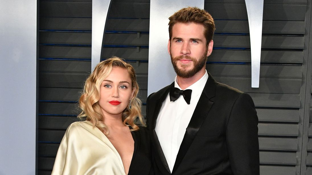 Il matrimonio low cost di Miley Cyrus con Liam Hemsworth