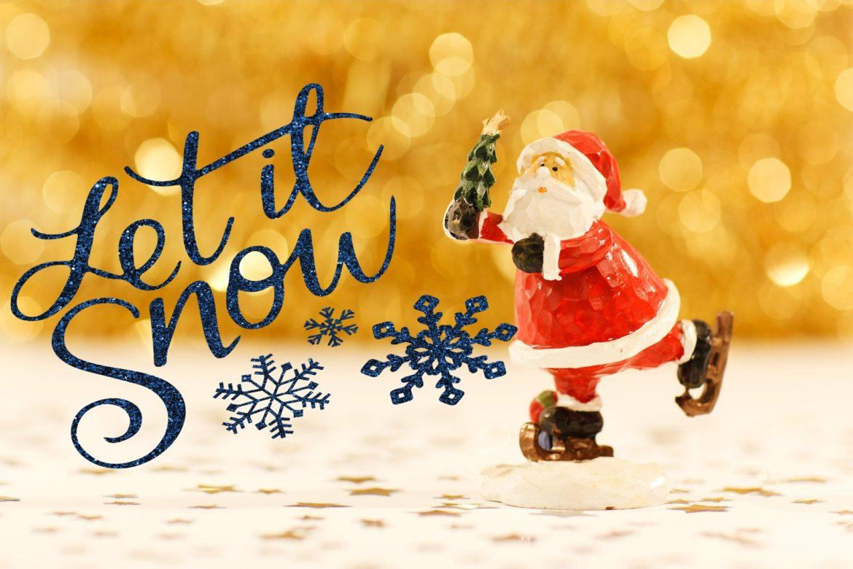 """Testo della canzone di Natale """"Let it snow"""""""