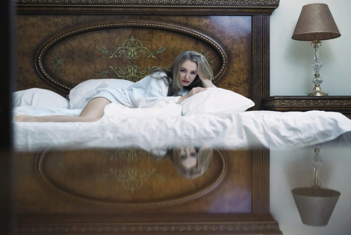 donna letto