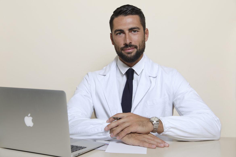Il medico più bello d'Italia: Giovanni Angiolini