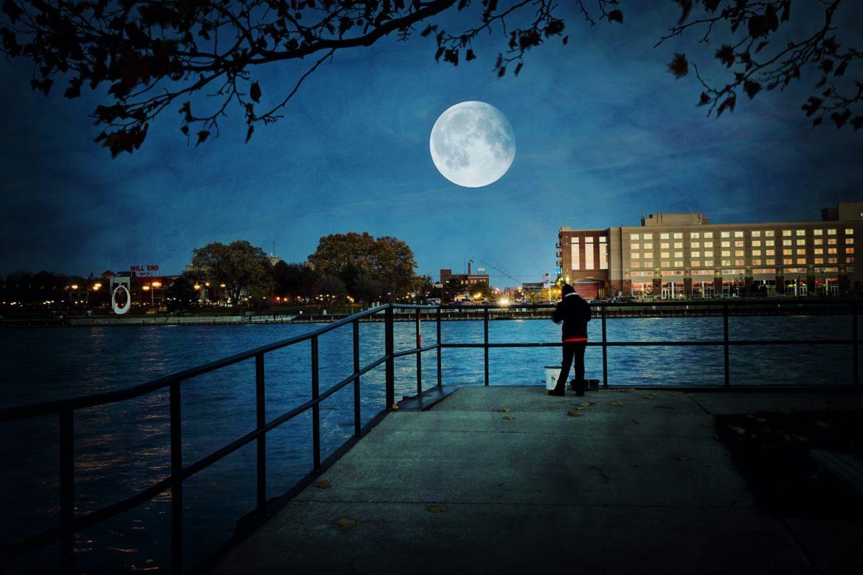 Arriva la Super Luna. Pronti per le fotografie