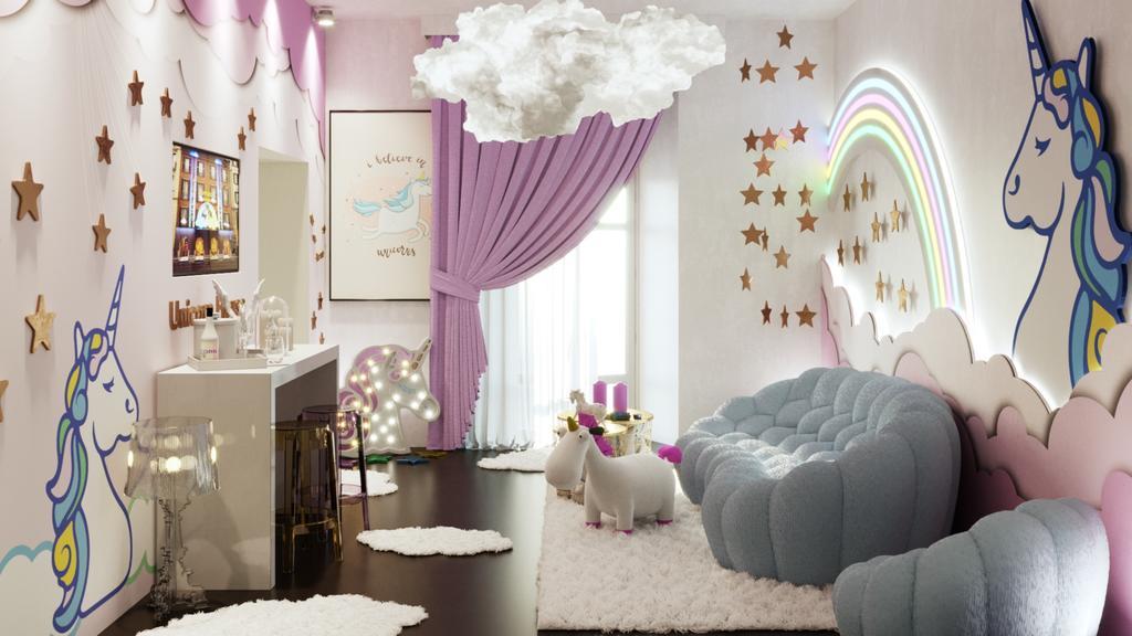 unicorno house