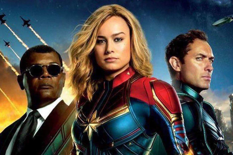 Captain Marvel. Brie Larson super eroina anche nella vita