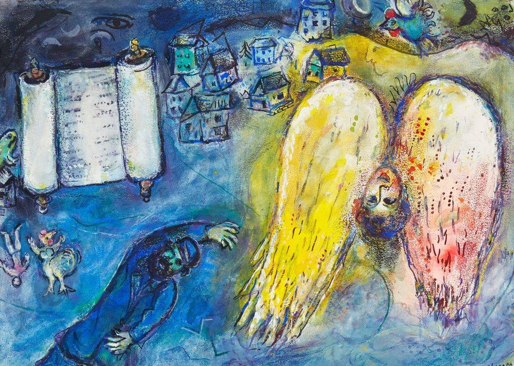 chagall a