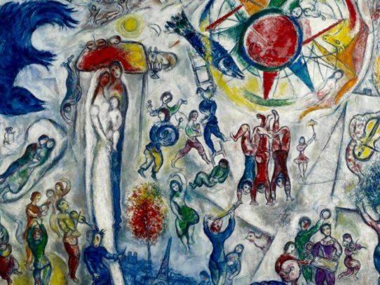 chagall b