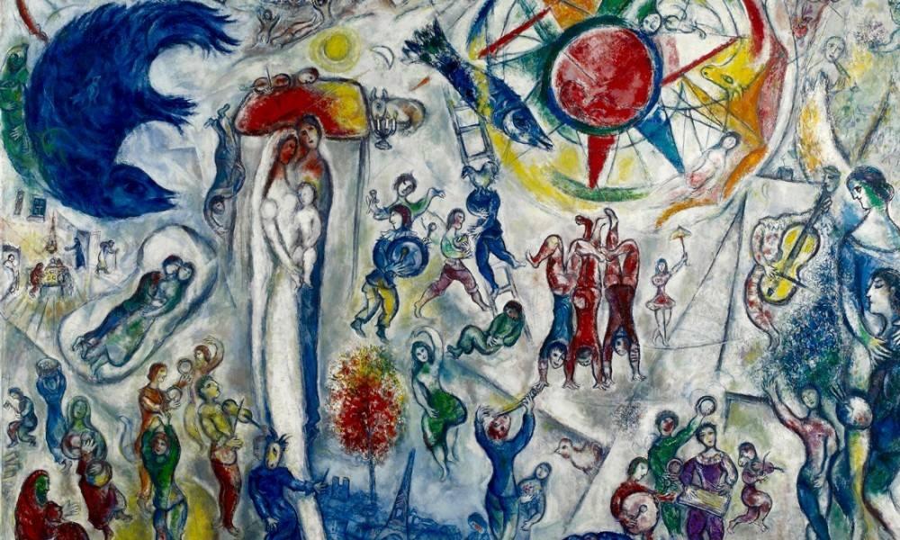 Chagall. Sogno d'amore. In mostra a Napoli