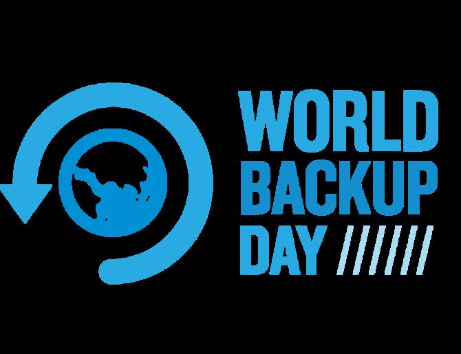 Il 31 Marzo è la Giornata Mondiale del Backup