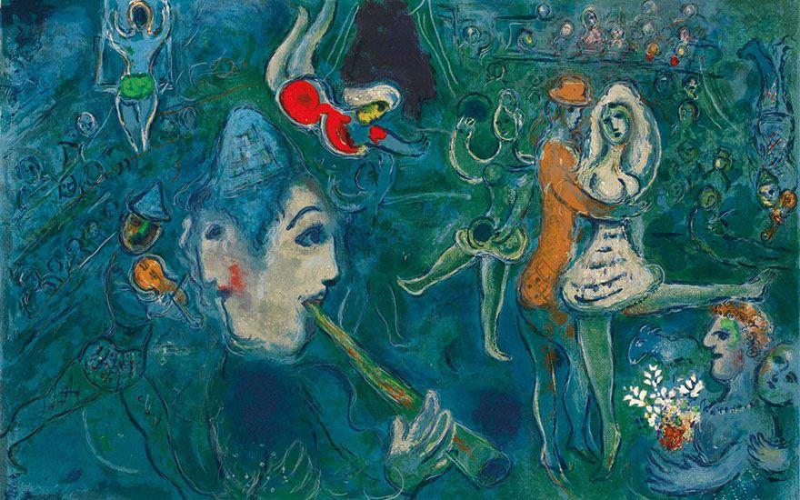 chagall c