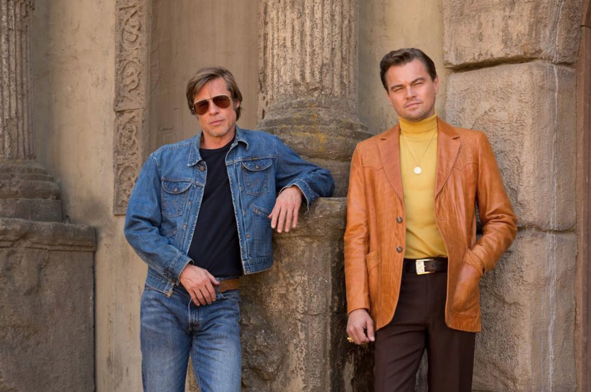 Once Upon a Time in Hollywood è il nuovo film di Quentin Tarantino
