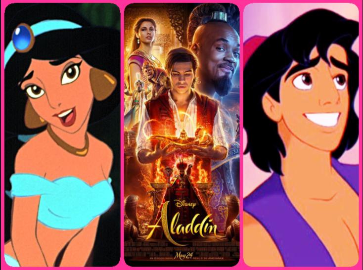 Nelle sale la nuova versione live-action della Disney: Aladdin