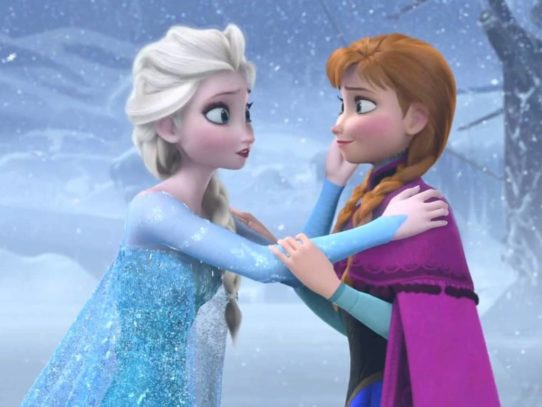 frozen sorelle