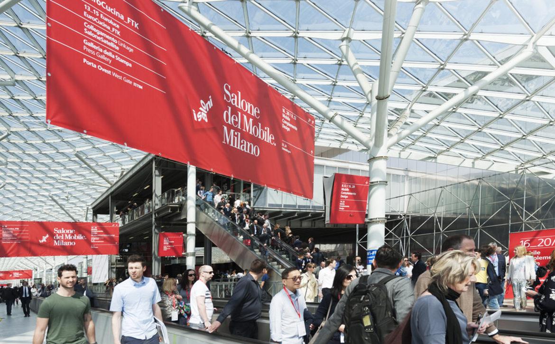Milano: Salone Internazionale del Mobile 2019