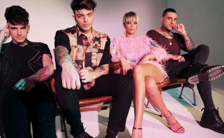 The Kolors featuring Elodie: Pensare male. Il testo della canzone