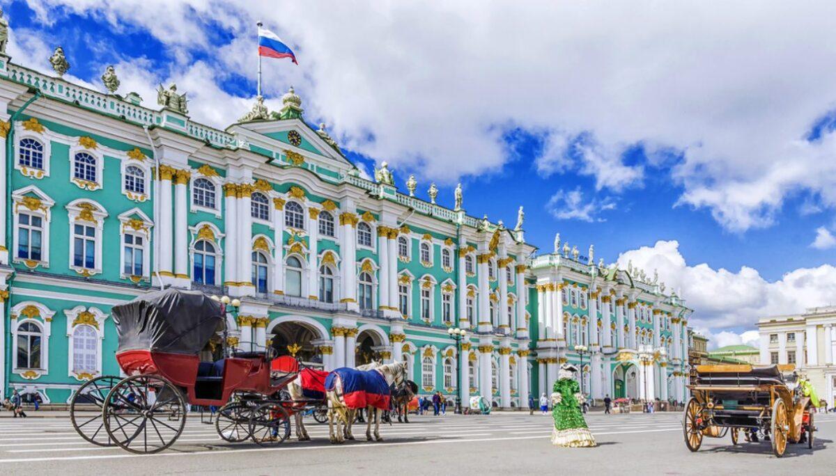 Hermitage – San Pietroburgo