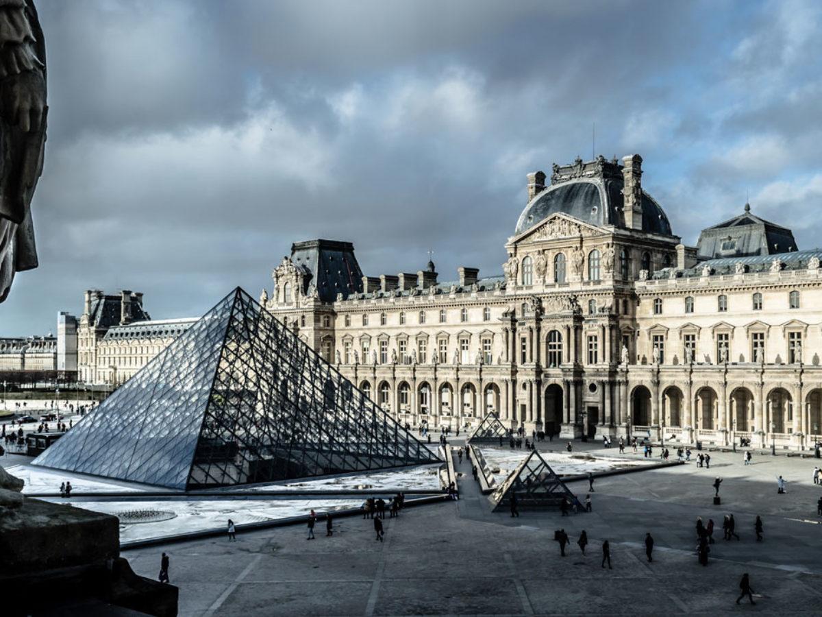 Louvre – Parigi