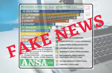 ansa fake news