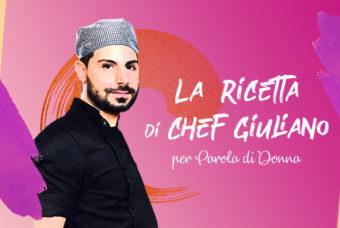 La ricetta del timballetto di riso con zucca, speck e provola di Chef Giulliano