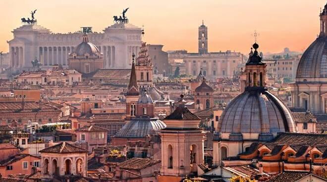 Compleanno Roma