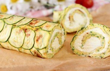 Rotolo di zucchine
