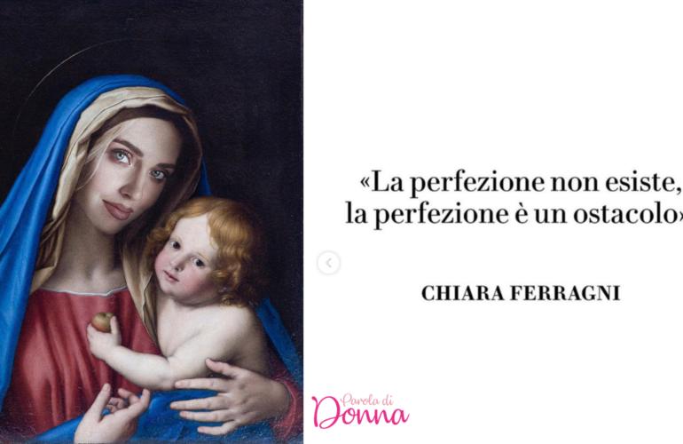 Chiara Ferragni blasfemia