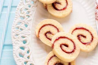Girelle con marmellata: ricetta facile e veloce