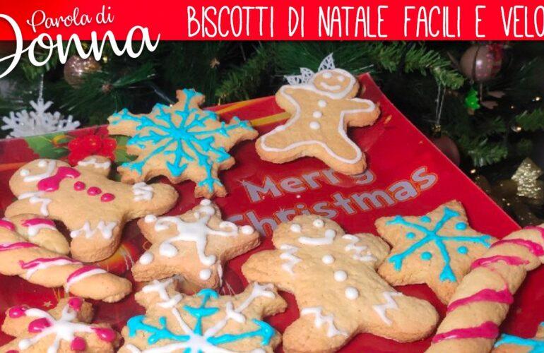 Biscotti di Natale con ghiaccia reale