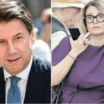 """L'ex moglie di Giuseppe Conte si esprime: """"Mi è piaciuto il suo Discorso"""""""