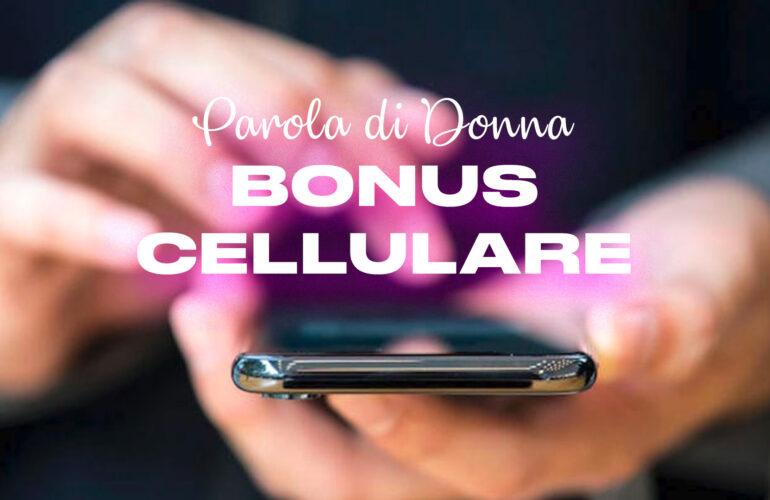 Bonus Cellulare
