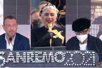 Sanremo, Mercoledì vedremo Lady Gaga?