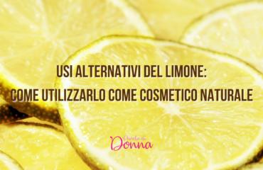 uso alternativo del limone