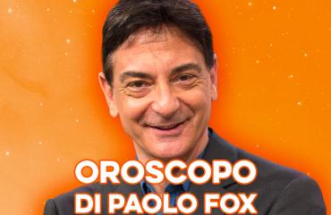 OROSCOPO DI PAOLO FOX4